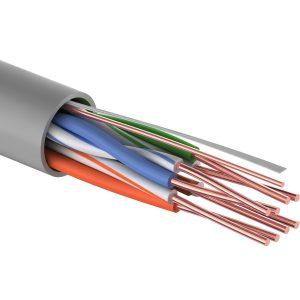 Прием кабеля utp