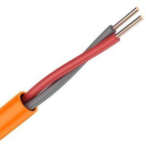 Сдать кабель для пожарной сигнализации
