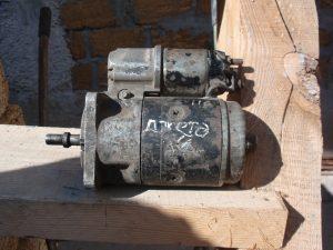 Сдать стартер и генератор