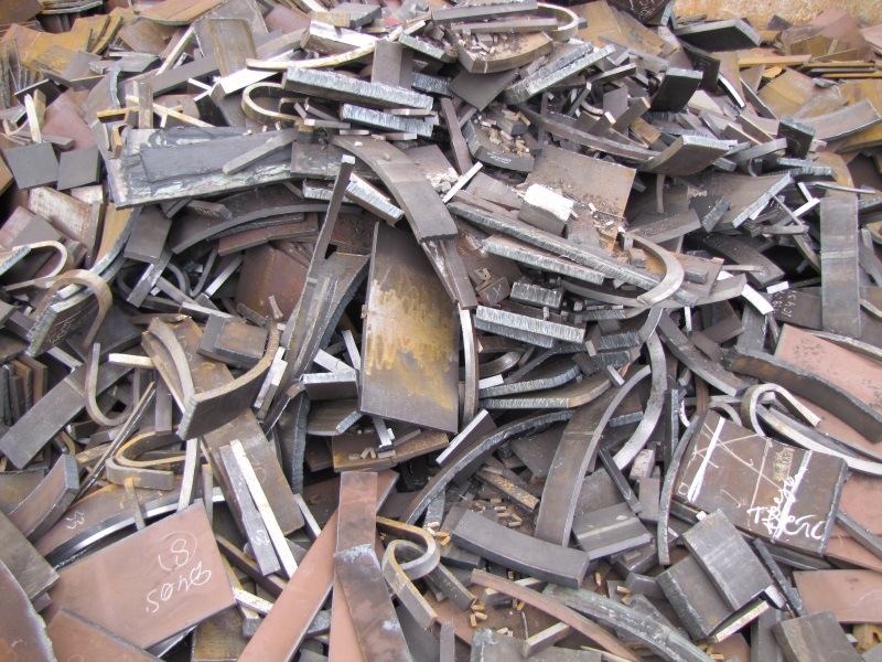 Сдать сталь на металлолом