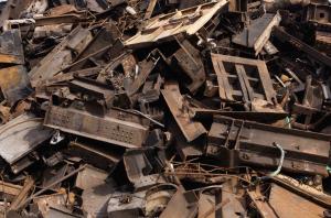 Сдать железо на металлолом