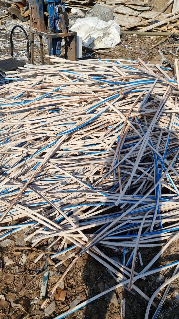 Купили медный кабель Фото 3